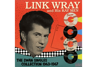 Link Wray - The Swan Singles Collection - (Vinyl)