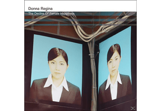 Regina Donna - The Decline Of Female Happiness - (CD)