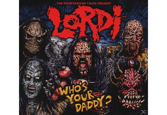 Lordi - Who's your Daddy? - (Maxi Single CD)