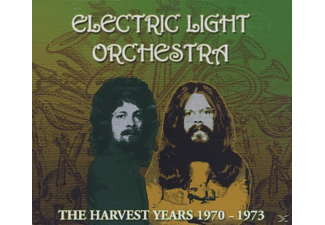 Electric Light Orchestra - The Harvest Years 1970-1973 - (CD)