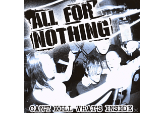 All For Nothing - Can't Kill What's Inside [CD]
