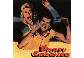 VARIOUS - Party Crasher - (CD)