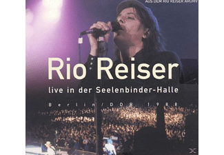 Rio Reiser - Live In Berlin, Ddr, 1988 - (CD)