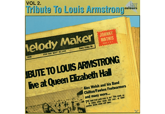 VARIOUS - Tribute To Louis Armstrong 2 [CD]