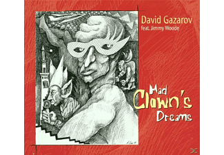 David Gazarov - Mad Clown's Dream [CD]