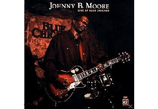 Johnny B. Moore - Live At Blue Chicago - (CD)