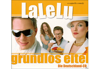 Lalelu - Grundlos Eitel - (CD)