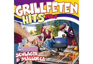 VARIOUS - Grillfeten Hits Vol.1 - (CD)