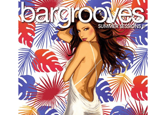 VARIOUS, Andy (compiledby) Various/daniell - Bargrooves-Summer Sessions 2 - (CD)