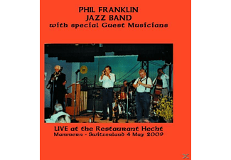 Phil Jazz Band Franklin - Live (At The Restaurant Hecht) - (CD)