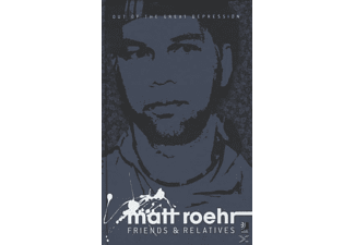 Matt Roehr - Out Of The Great Depression - (CD + Buch)