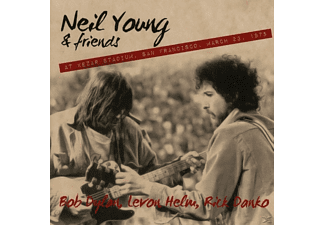 Neil & Friends Young - S.N.A.C.K.Benefit, Kezar Stadium, Sf 23rd March 1 - (CD)