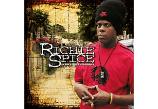 Richie Spice - In The Streets To Africa - (DVD)