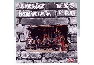 The Sons Of Truth - A Message From The Ghetto - (CD)