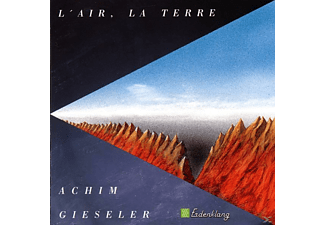 Achim Gieseler - L'air, La Terre [CD]
