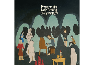 Papercuts - Life Among The Savages - (CD)