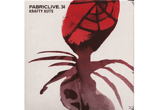Krafty Kuts - Fabric Live 34 - (CD)