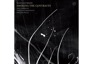 Mani Neumeier - Smoking The Contracts - (CD)