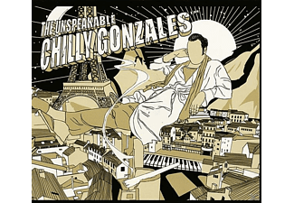 Chilly Gonzales - The Unspeakable [CD]