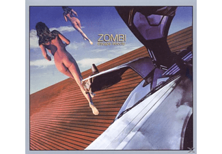 Zombi - Escape Velocity - (CD)