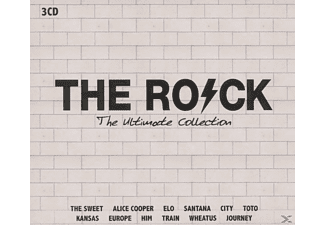 VARIOUS - The Rock [Box-Set] [CD]