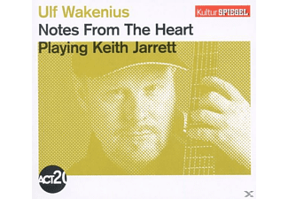 Ulf Wakenius - Notes From The Heart (Kulturspiegel-Edition) - (CD)