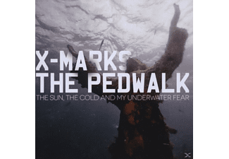 X-marks The Pedwalk - The Sun, The Cold And My Underwater Fear [CD]