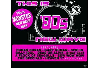 VARIOUS - This Is '80s New Wave-Limited Edition - (CD)