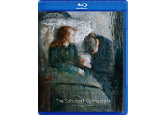 Oslo String Quartet - The Schubert Connection - (Blu-ray Audio)