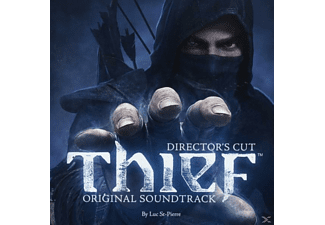 OST/VARIOUS - Thief-Director's Cut (Ost) - (CD)