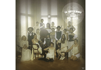 The Rambling Wheels - The Thirteen Women Of Ill Repute - (Vinyl)
