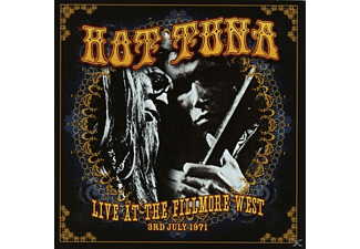 Hot Tuna - Live At The Fillmore West 3rd July 1971 - (CD)