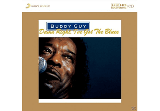 Buddy Guy - Dam Tight, I've Got The Blues-K2hdcd [CD]