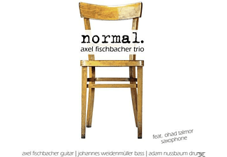 Axel Fischbacher Trio, Ohad Talmor - Normal [CD]