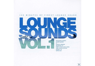 VARIOUS - Lounge Sounds Vol.1 [CD]