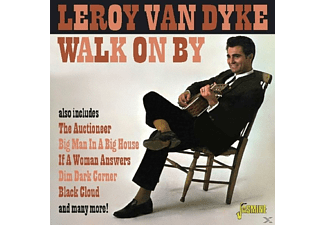 Leroy Van Dyke - Walk On By [CD]