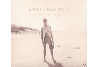 Julia Angus & Stone - Down The Way - (CD)