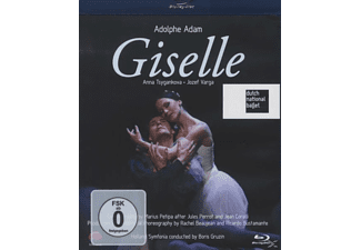 Dutch National Ballet - Giselle - (Blu-ray)