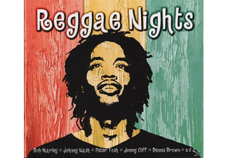 VARIOUS - Reggae Nights [CD]