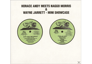 Wayne Jarrett - Meets Naggo Morris/ Mini Showcase - (CD)