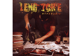 Leng Tch'e - Hypomanic - (CD)