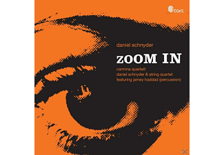Schnyder Daniel - Zoom In - (CD)