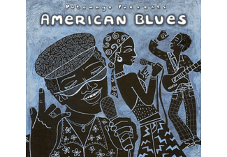 Putumayo Presents/Various - American Blues - (CD)