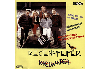 Kielwater - Regenpfeifer - (CD)