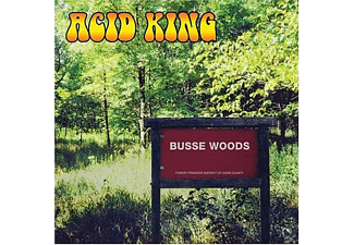 Acid King - Busse Woods - (CD)