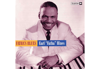 Earl Fatha Hines - Fatha's Blues - (CD)