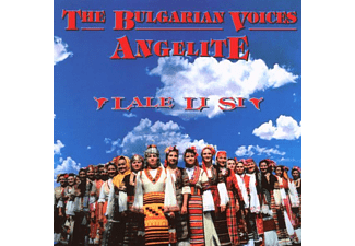 The Bulgarian Voices Angelite - Lale Li Si [CD]