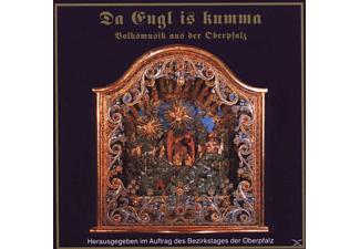 VARIOUS - Da Engl Is Kumma [CD]