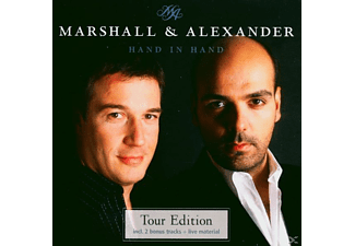 Marshall & Alexander - Hand In Hand (Tour Edition) - (CD)