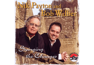 Payton, Nik / Wilber, Bob - Swinging The Changes [CD]